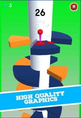 Helix Jump 3游戏v1.0_截图2