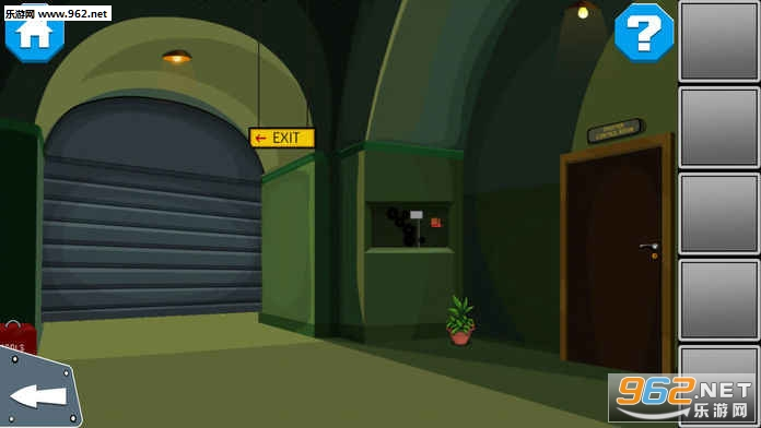 逃出阴森地铁站苹果IOS版截图1
