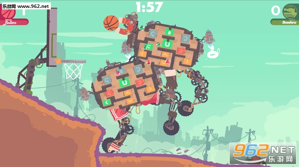 常规篮球(Regular Human Basketball)Steam版截图4
