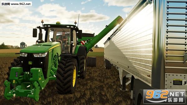 模拟农场19(Farming Simulator 19)PC版截图3