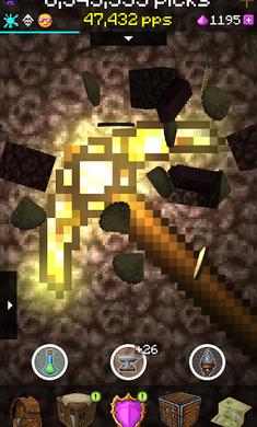 我的世界采矿破解版v4.6.1_截图3