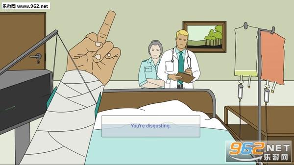 伸出援手(Helping Hand)
