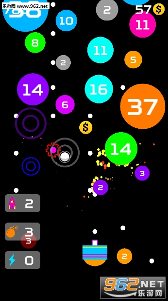 空间弹球官方版v1.1截图3