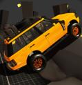 越野车模拟驾驶自动驾驶版