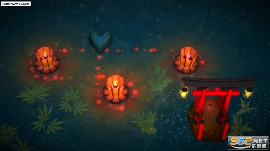 冥思:萤火之湖完整剧情版v1.0.1_截图0