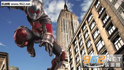 超级英雄救援:蚁人与黄蜂女手游v1.0_截图1