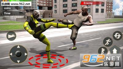 超级英雄救援:蚁人与黄蜂女手游v1.0_截图2