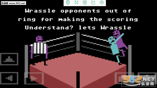 古怪的摔跤手安卓版