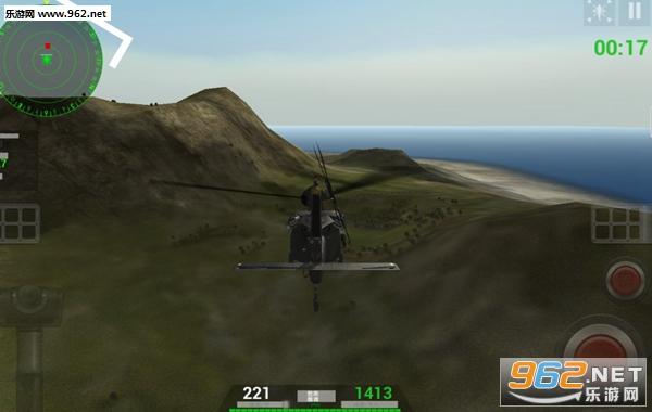 直升机模拟汉化版