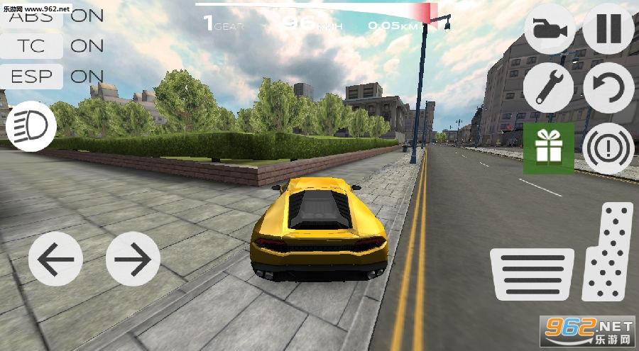 至尊汽车驾驶模拟器旧金山安卓版