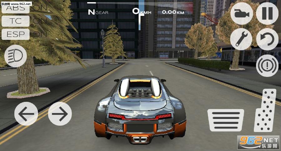 至尊汽车驾驶模拟器NY安卓版