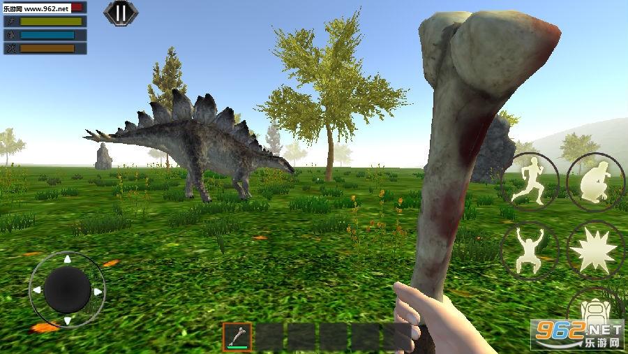 侏罗纪恐龙岛生存模拟器