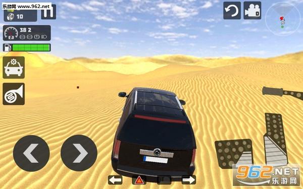 大型越野车模拟安卓版