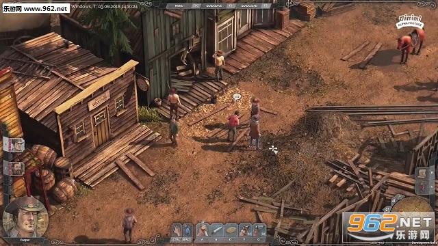 《赏金奇兵3》超长演示视频公布 西部策略游戏