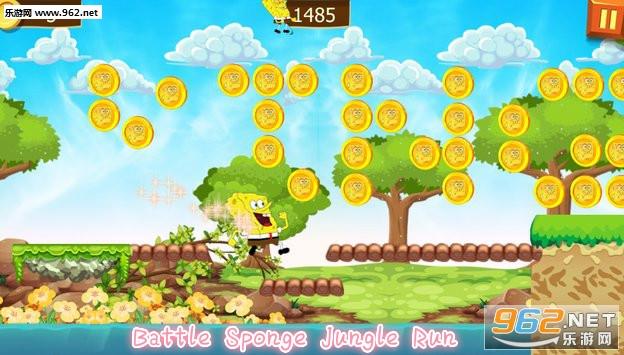 Battle Sponge Jungle Run安卓版