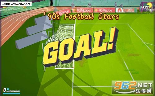 """""""90sFootballStars游戏""""/"""