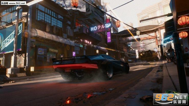 《赛博朋克2077》超长实机试玩视频 发售日期暂未公布