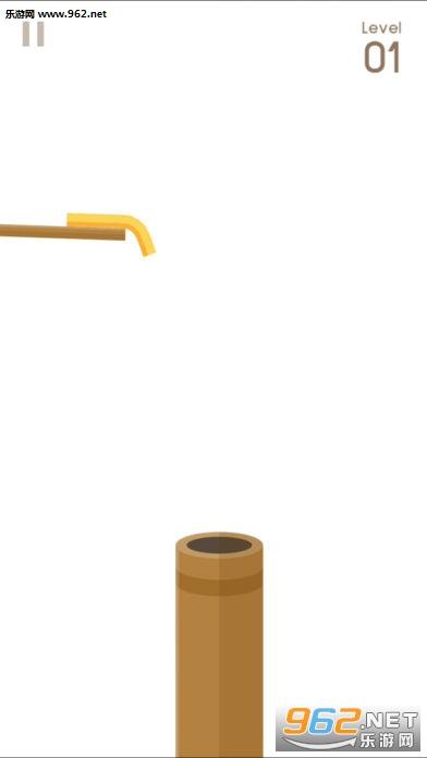 抖音竹筒接面条的游戏    The Noodle玩法攻略