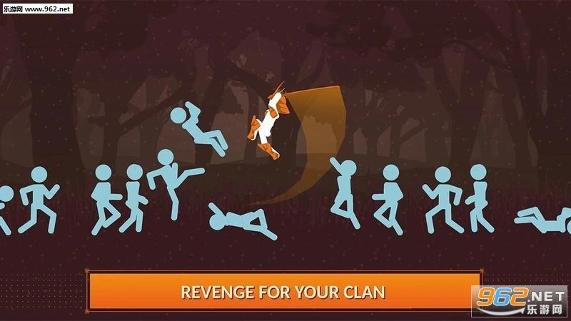忍者战斗影子战士安卓版v1.0.1(Ninja Sticked Man Fighting - Shadow Soldier)截图2