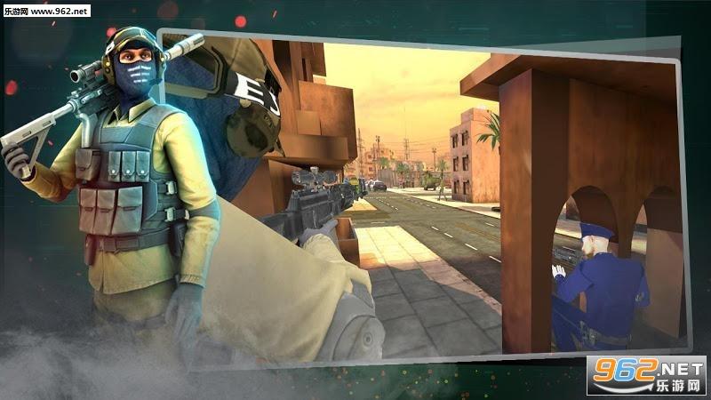 狙击手行动中文版v1.4_截图1