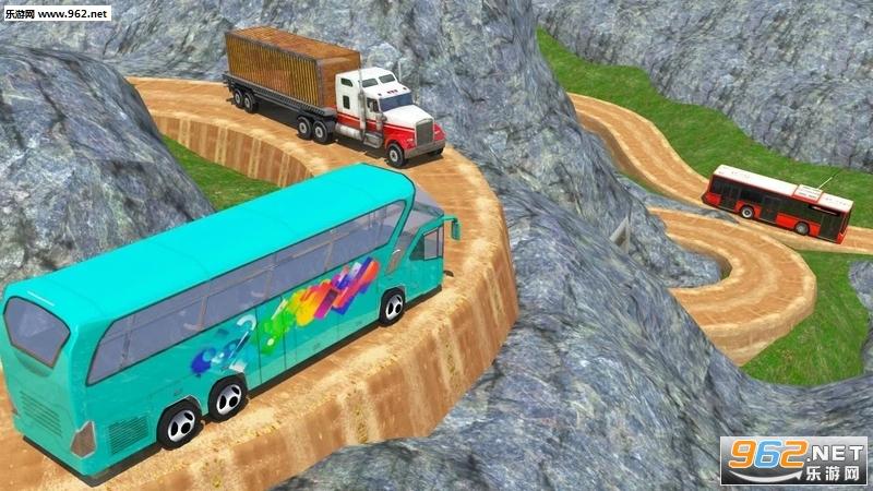 巴士赛车中文版v1.3_截图2