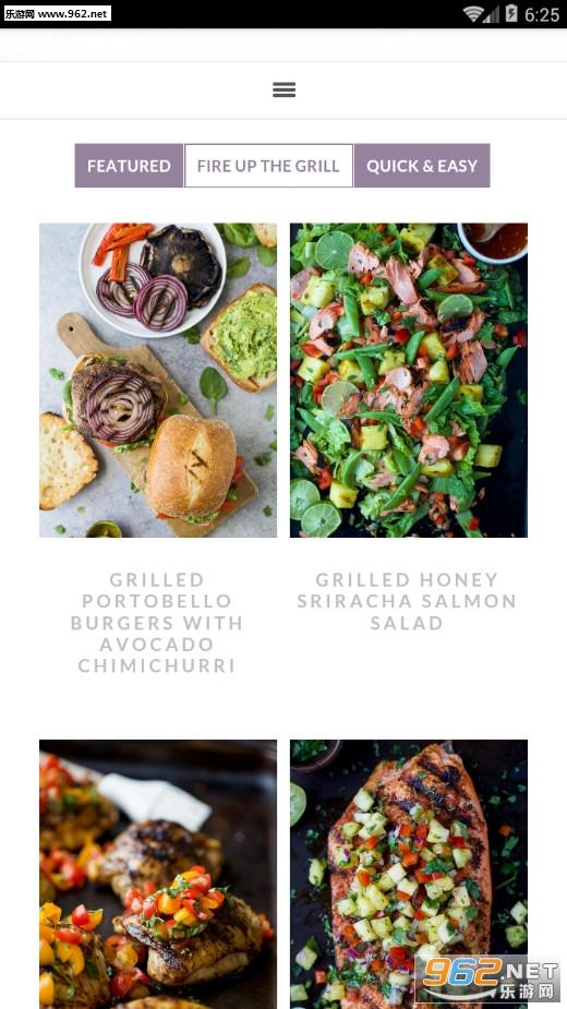 Easy Healthy Diet Food安卓版v1.5_截图1
