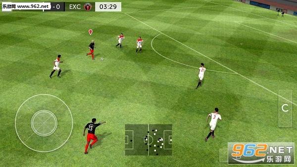 第一触感足球2015破解版v2.09(FTS15)_截图3