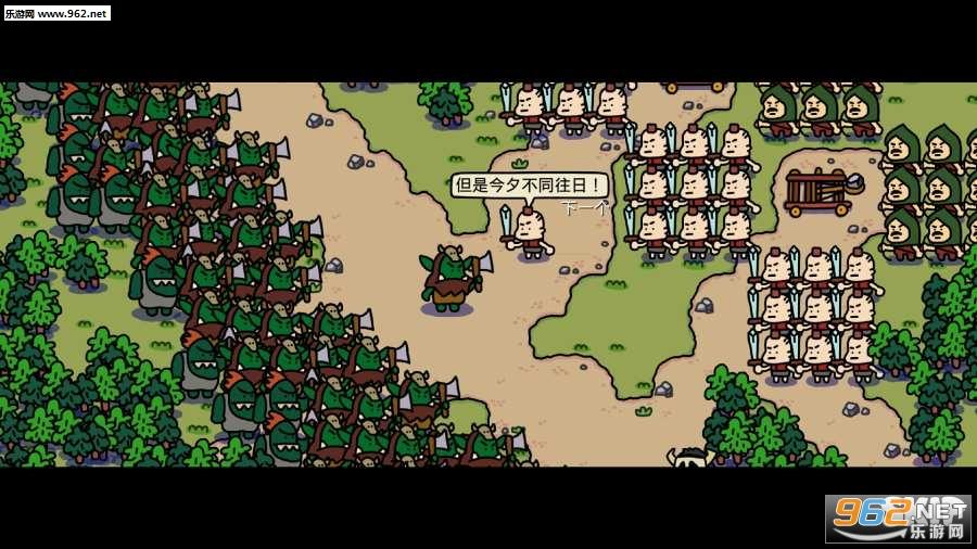 卡通战争1.32安卓版(Cartoon Craft)_截图3