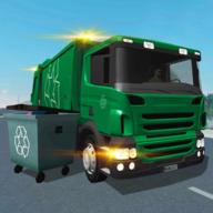 垃圾车模拟器手游v1.3(Trash Truck Simulator)