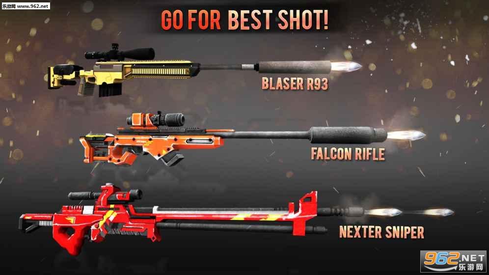 Sniper 3D:Train Shooting Game安卓版v1.9_截图0