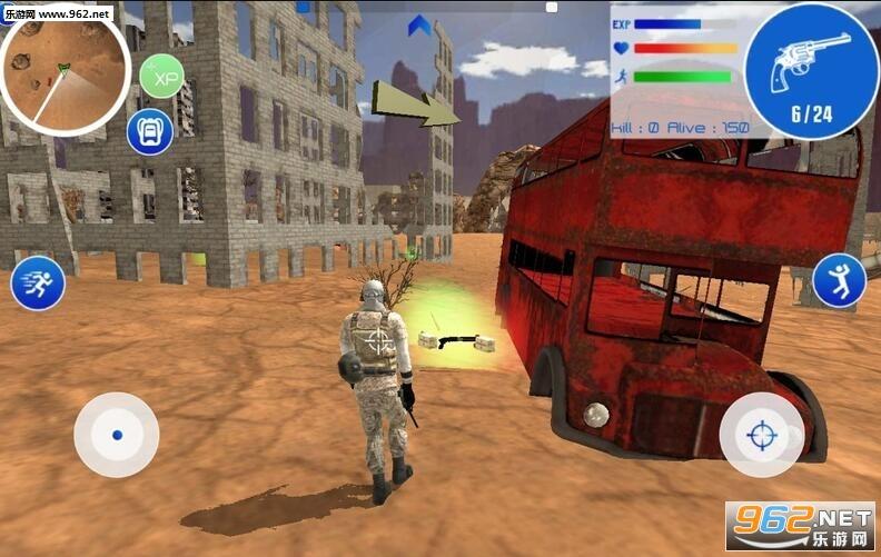 沙漠战场手机版v1.0截图2