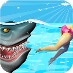 Hungry Blue Whale Attack安卓版v2.0