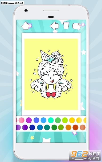 Cake Coloring Book安卓版v1.0截图0