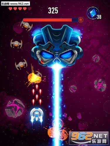 火箭X银河战争安卓版v2.2(Rocket X Galactic war)_截图3