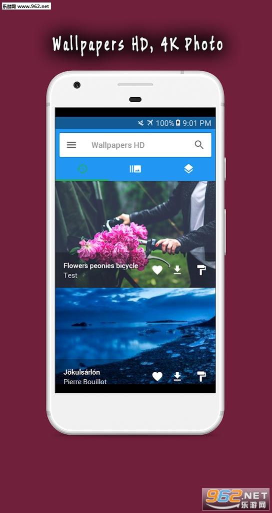 Wallpapers HD最新版v1.0截图2