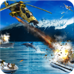 Helicopter Gunship War:3D Air Battle安卓版