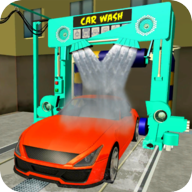 Car Driving Serves Tuning and Wash Simulator安卓版v1.0.1(汽车驾驶服务调整和洗涤模拟器)