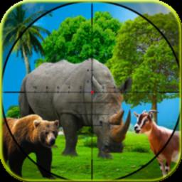 Hunting Jungle Wild Animals FPS Shooting Games安卓版