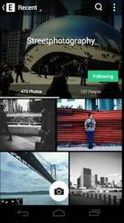 EyeEm:相机照片过滤器app(EyeEm:Camera & Photo Filter)v6.5截图1