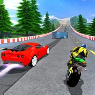 汽车与摩托车比赛安卓版