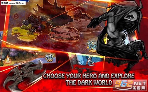 忍者战斗全人物解锁版v1.2.0截图2