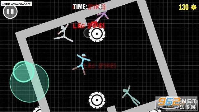 火柴人搞笑格斗无限金币版v1.0.6(Stickman Fight)截图2
