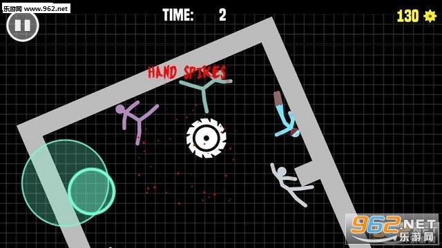 火柴人搞笑格斗无限金币版v1.0.6(Stickman Fight)截图3