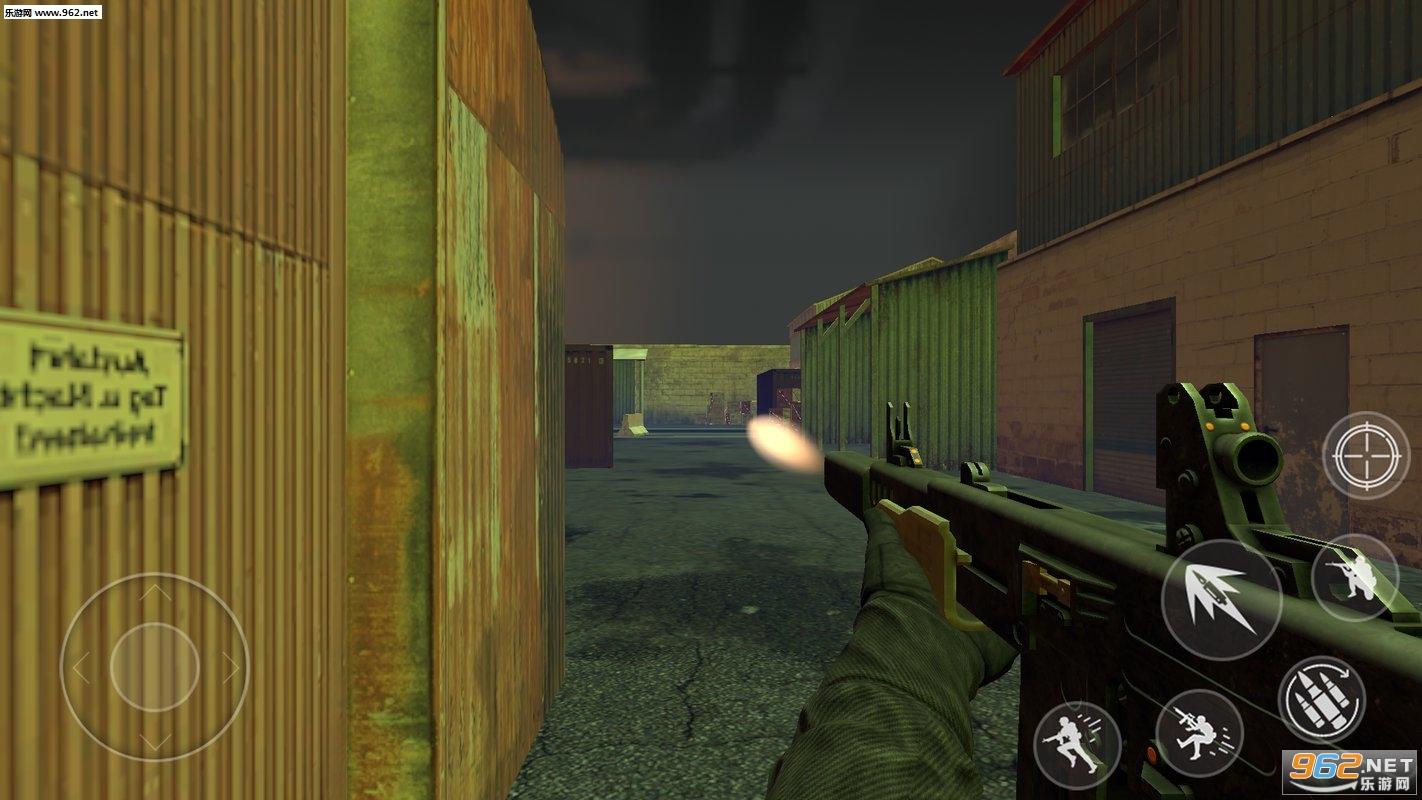 最后突击队战争安卓版v1.0(Last Strike Commando War)_截图0