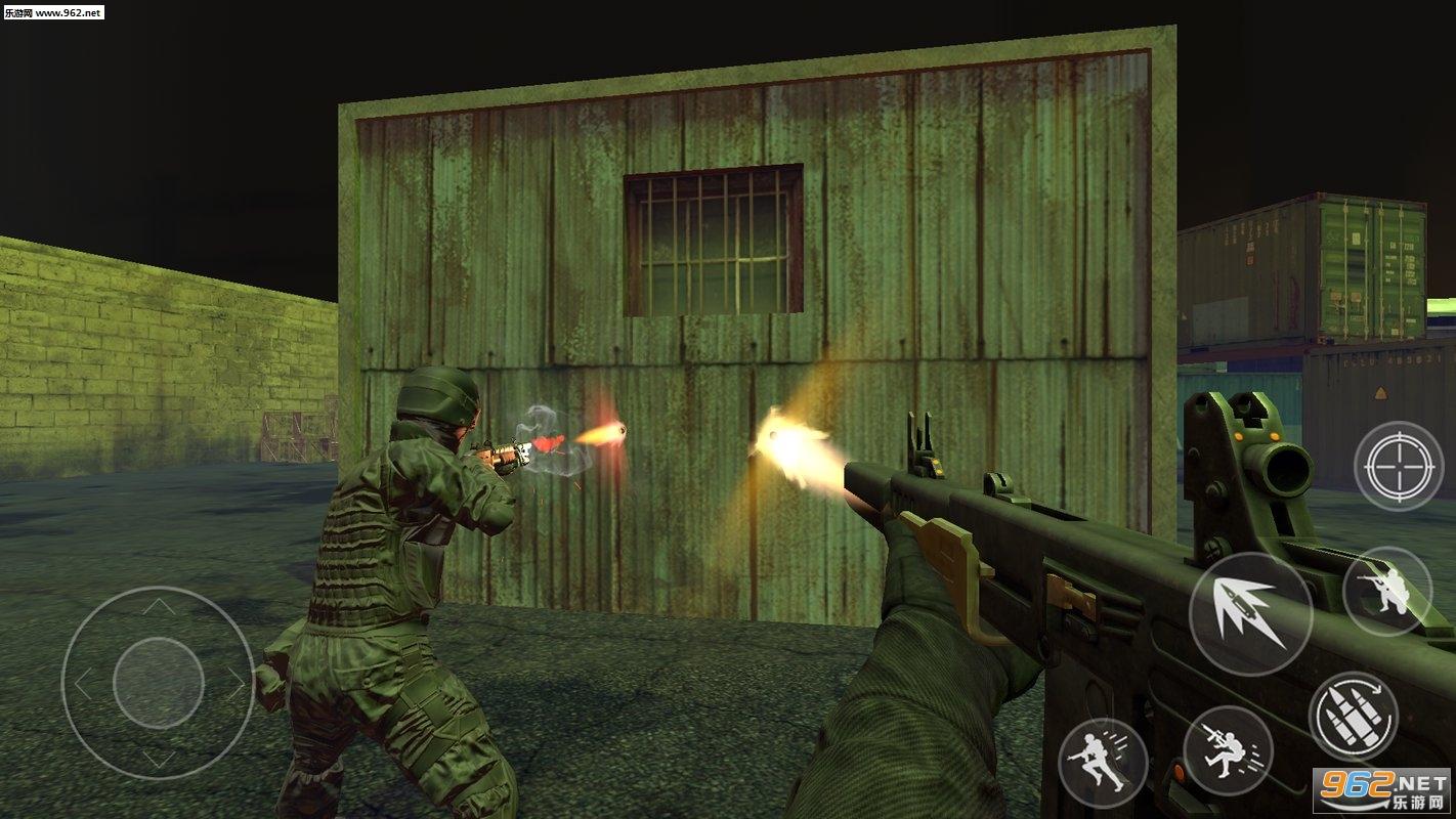 最后突击队战争安卓版v1.0(Last Strike Commando War)_截图1