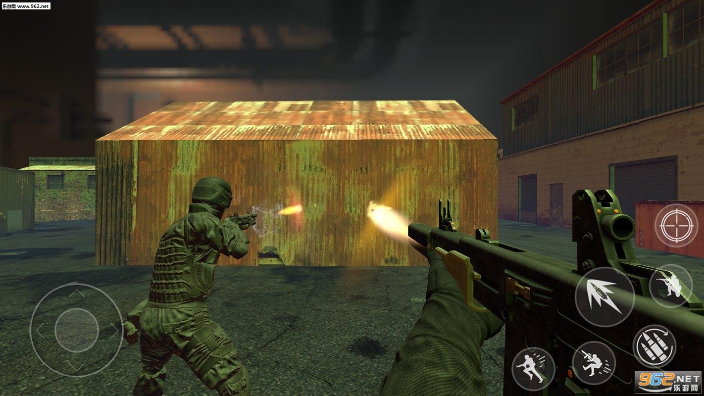 最后突击队战争安卓版v1.0(Last Strike Commando War)_截图3