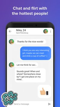 相亲约会聊天app(Topface Dating Meeting Chat!)v3.4.29截图3