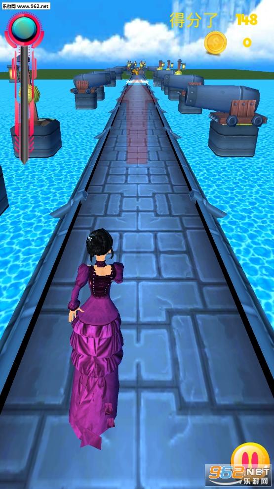 Run Princess Castle安卓版v1.1_截图0