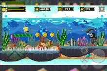 Battle Sponge Jungle Run安卓版v1.0(超级海绵宝宝丛林)_截图0