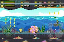Battle Sponge Jungle Run安卓版v1.0(超级海绵宝宝丛林)_截图1